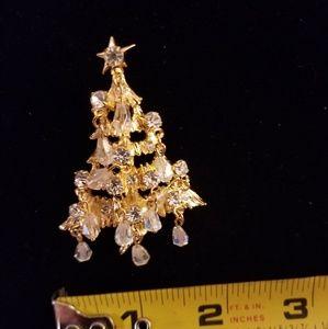 Jewelry Christmas Trees.Kirk S Folly Christmas Tree Pin